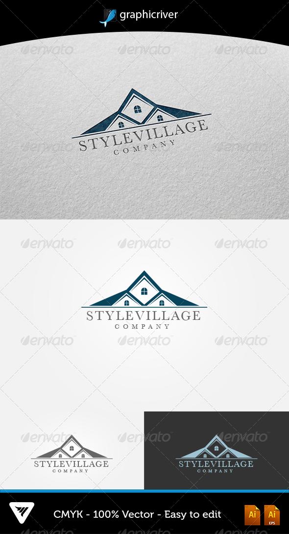 GraphicRiver StyleVillage Logo 5903717