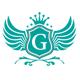 Geovicha Letter G Crest