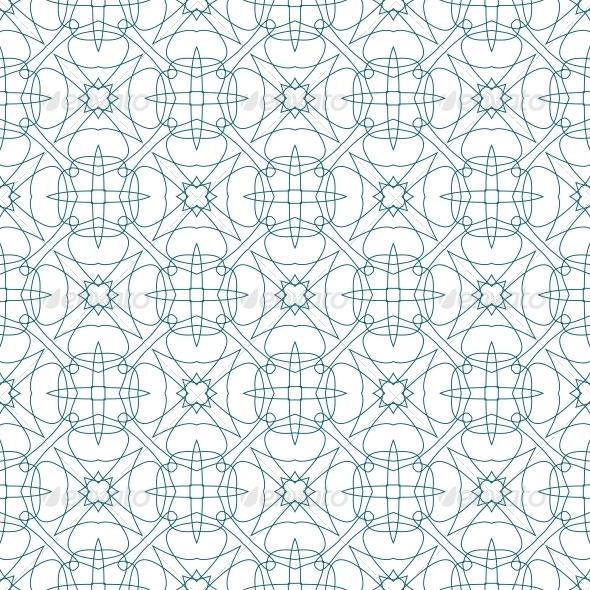GraphicRiver Vector Seamless Guilloche Background 5904898