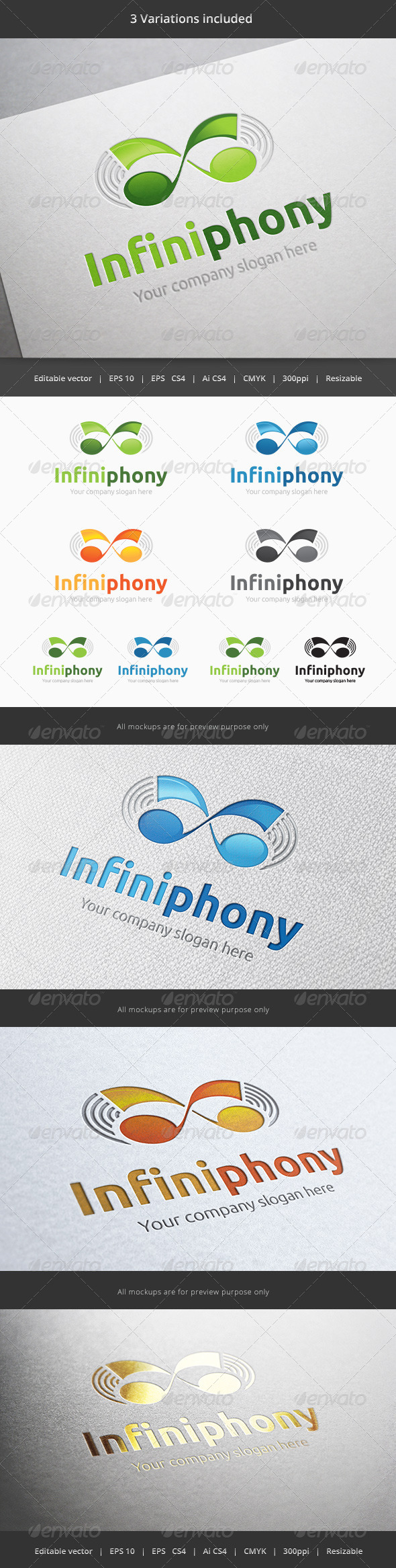 GraphicRiver Infinity Symphony 5905304