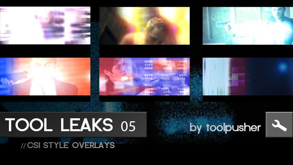 Tool Leaks 05 CSI Overlays