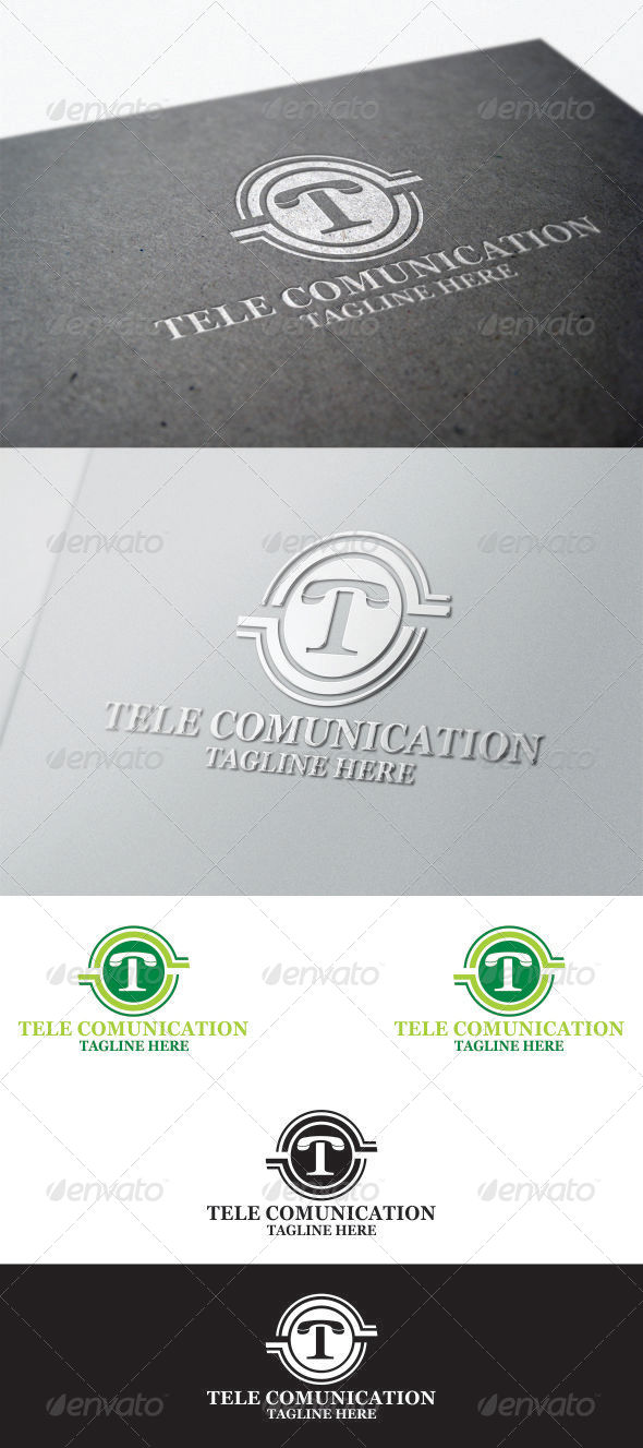 GraphicRiver Tele Communication 5906679