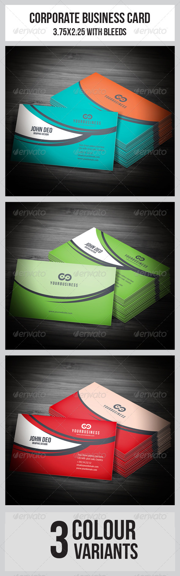 GraphicRiver Multipurpose Business Card 5907039