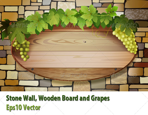 GraphicRiver Grape Banner 5907140