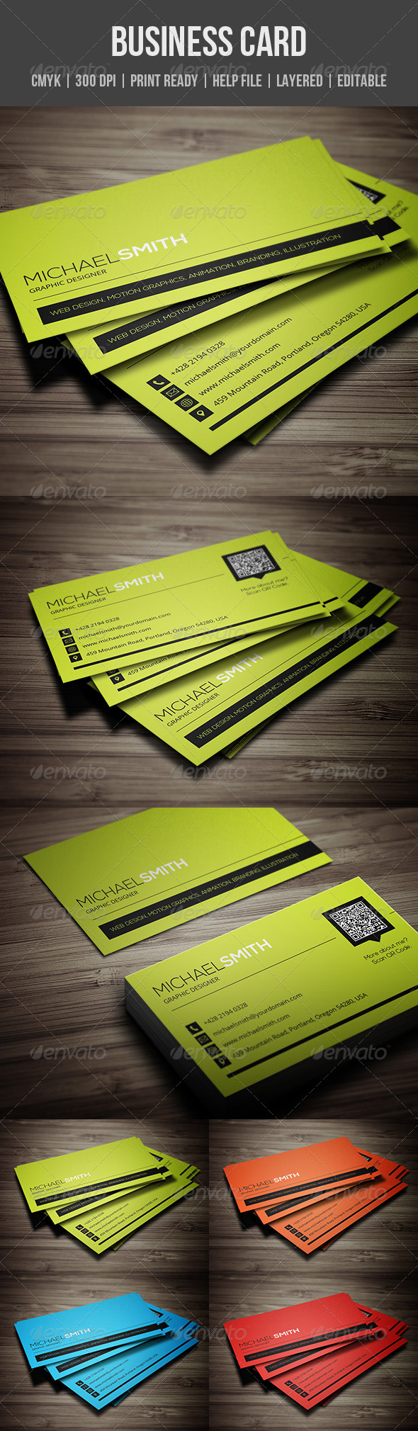 GraphicRiver Creative Business Card 5907431