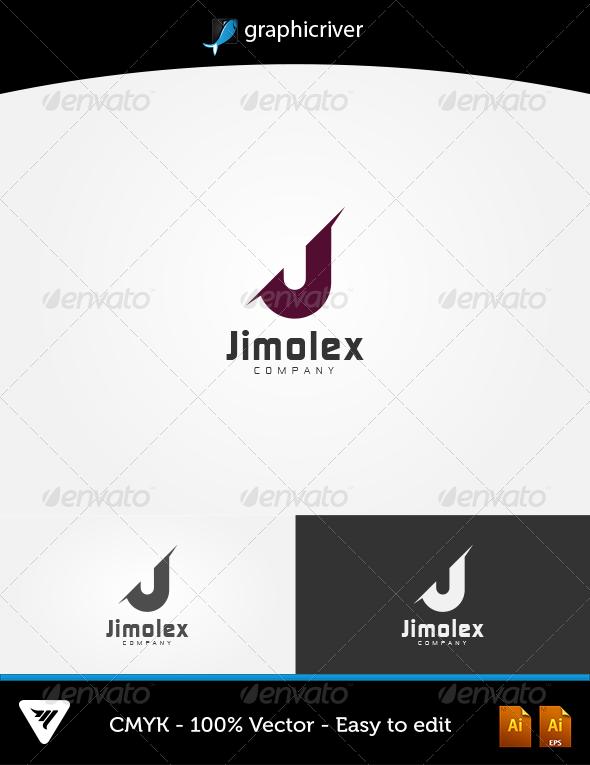 GraphicRiver Jimolex Logo 5907523