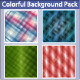 Abstract colorful background pack - GraphicRiver Item for Sale