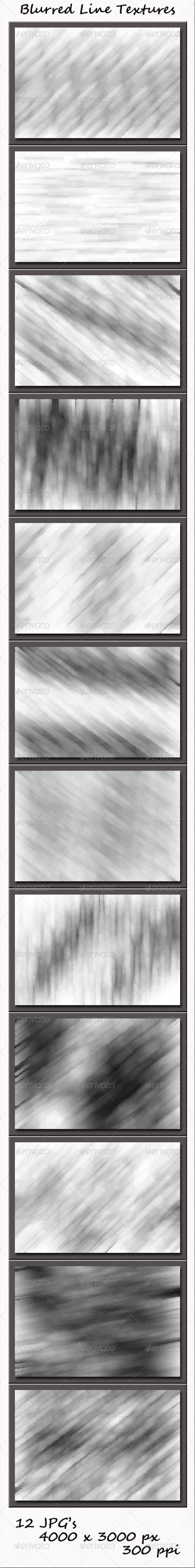 GraphicRiver Blurred Line Textures 5909749