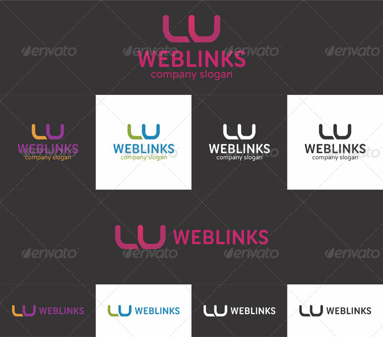 Web Links Logo W