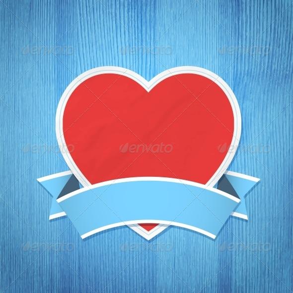 GraphicRiver Valentine s Day Background 5911429