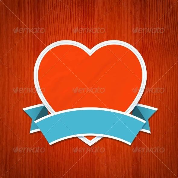 GraphicRiver Valentine s Day Background 5911456