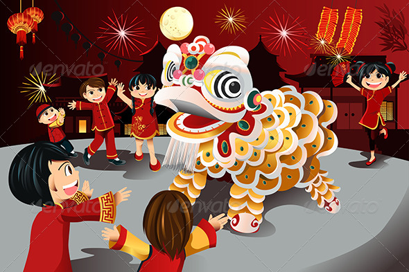 GraphicRiver Chinese New Year Celebration 5911986