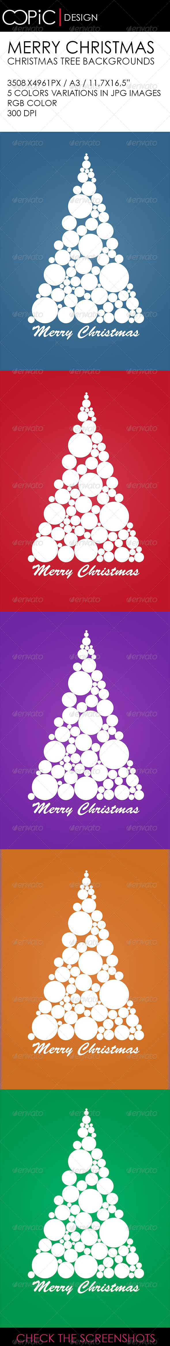 GraphicRiver Abstract Christmas Greeting 5885784