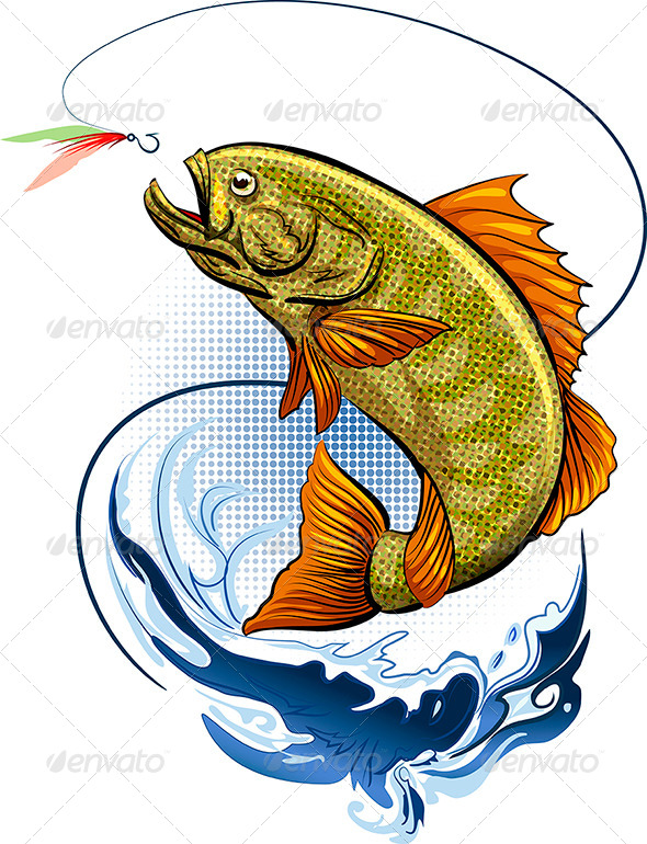 GraphicRiver Fishing 5912982