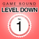 Level Down 01 - AudioJungle Item for Sale