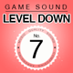 Level Down 07 - AudioJungle Item for Sale