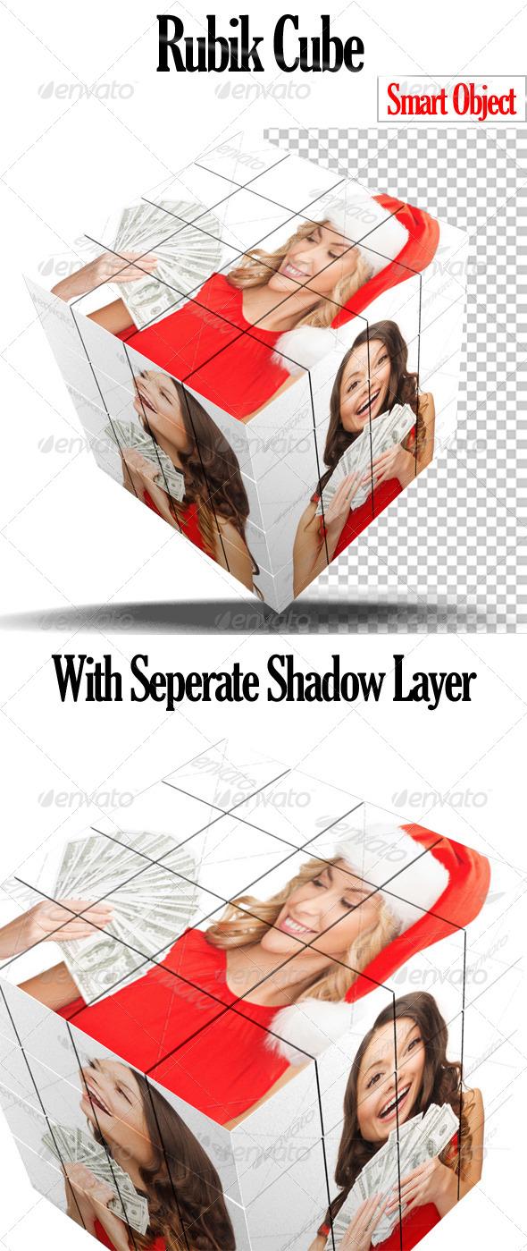 GraphicRiver Rubik s Cube 5913843