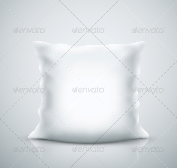 GraphicRiver Isolated Pillow 5915364