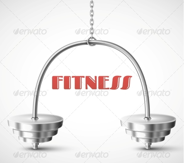 GraphicRiver Fitness Background 5915385