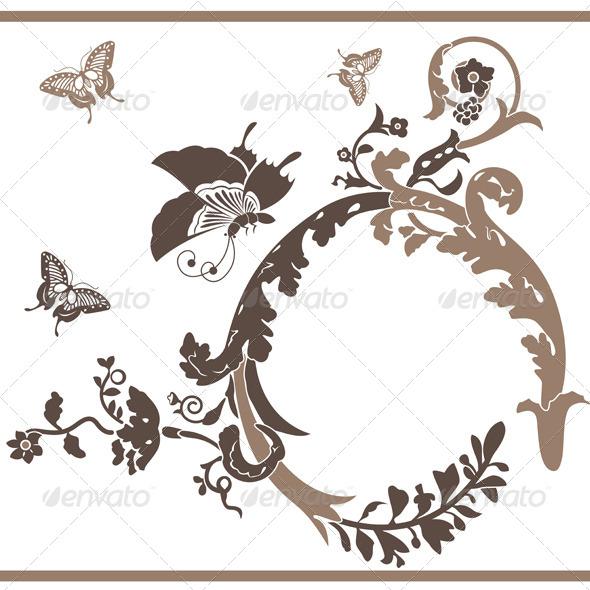 GraphicRiver Wedding Invitation 5916271
