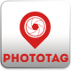 Photo Tag Logo Template - GraphicRiver Item for Sale