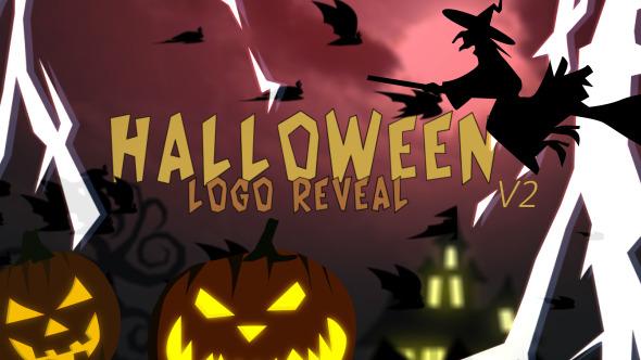 Halloween Logo Reveal