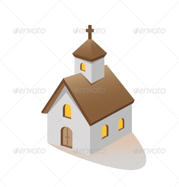 GraphicRiver Church 5917031