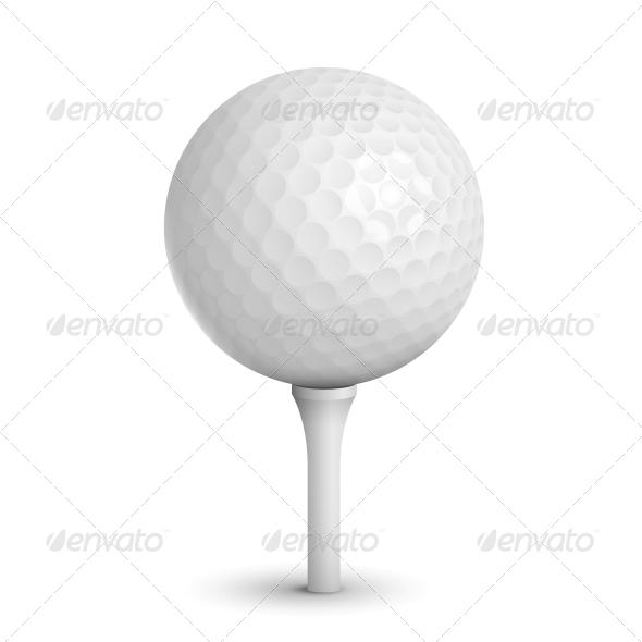 GraphicRiver Golf Ball 5917032