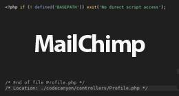 MailChimp Collection