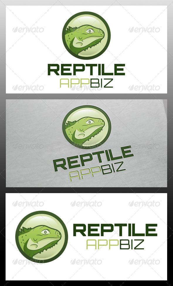 GraphicRiver Lizard Logo Template 5917380