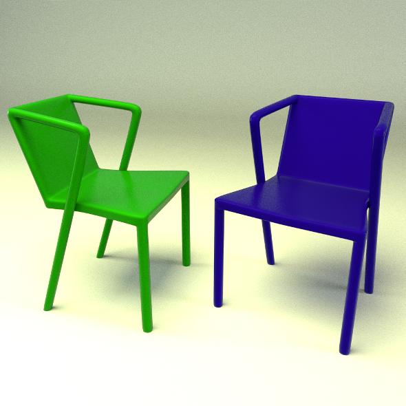 3DOcean Chair 5917408