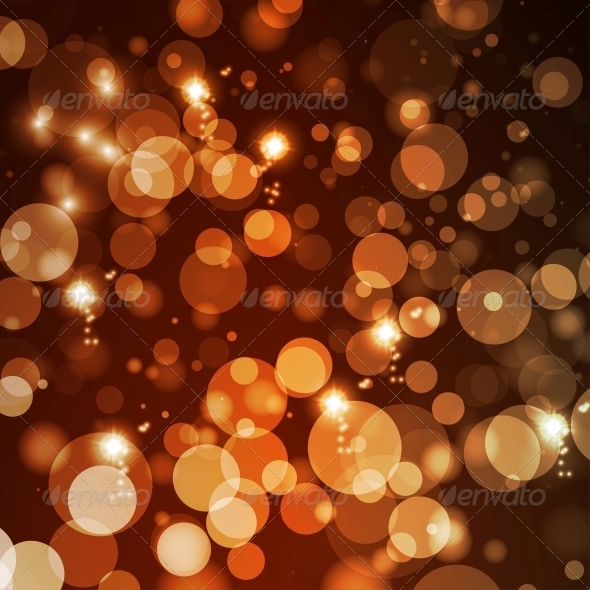 GraphicRiver Abstract Lights Background 5918907
