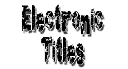 Electronic Titles