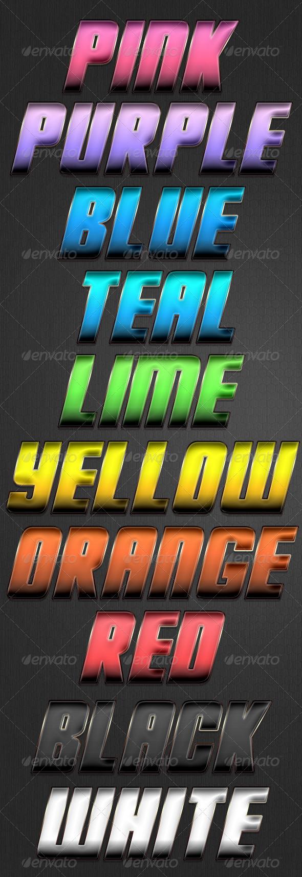 GraphicRiver Sun Spots Style 5920025