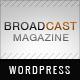 Broadcast - News/Magazine Wordpress Theme - ThemeForest Item for Sale