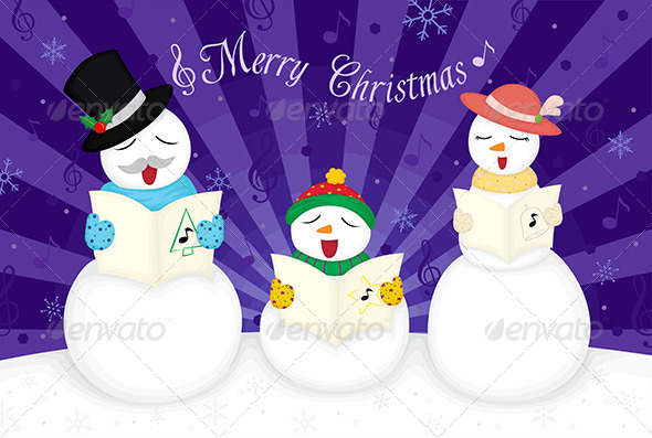 GraphicRiver Christmas Greetings Card 5921043
