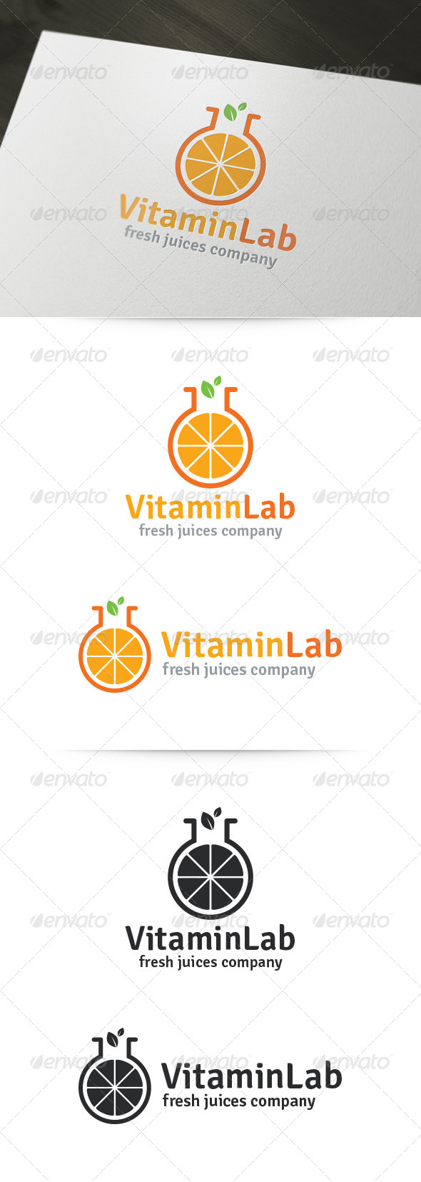 Vitamin Lab Logo