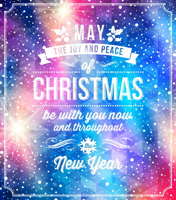 GraphicRiver Christmas Holiday Greetings 5922179