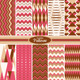 Geometric Seamless Patterns - GraphicRiver Item for Sale