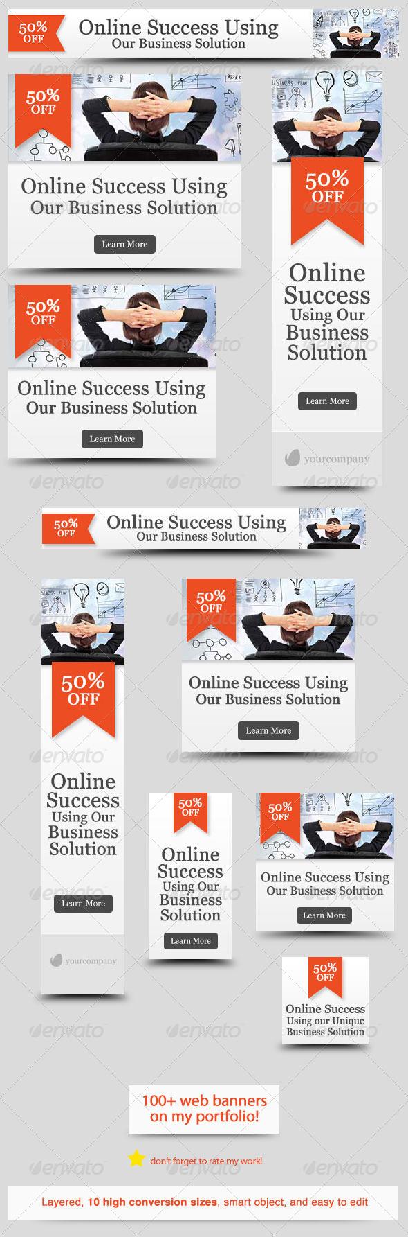 GraphicRiver Corporate Web Banner Design Template 29 5922514