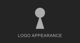 logo appearance