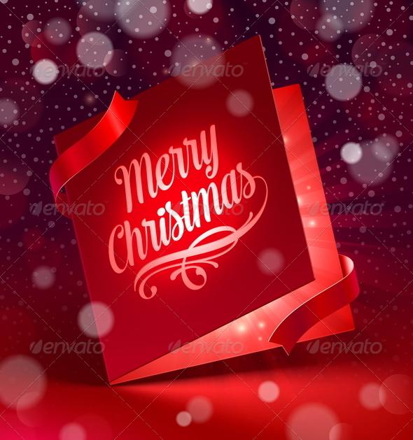 GraphicRiver Christmas Greeting Card 5922641