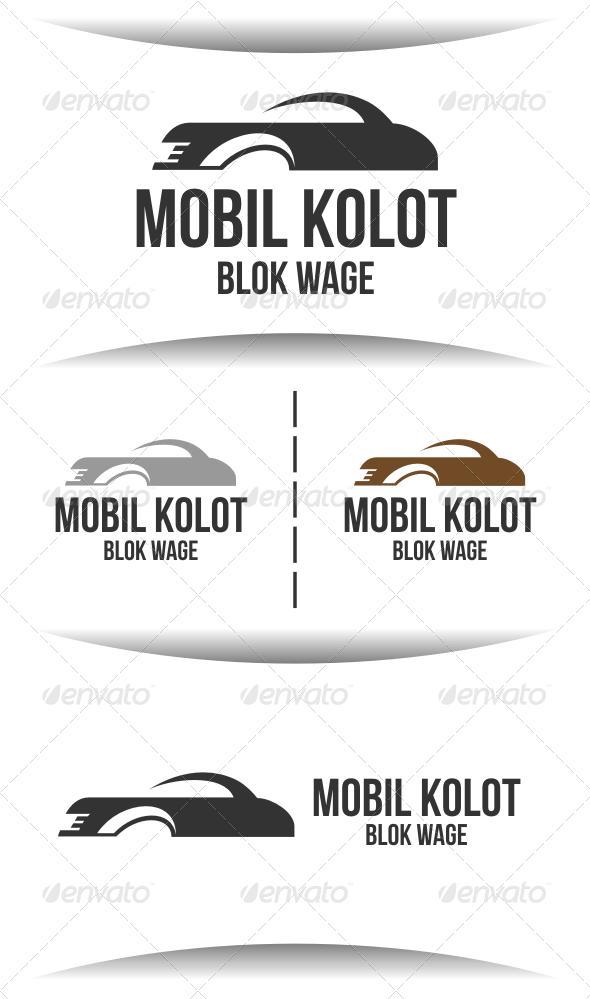 GraphicRiver Mobil Tua 5922873