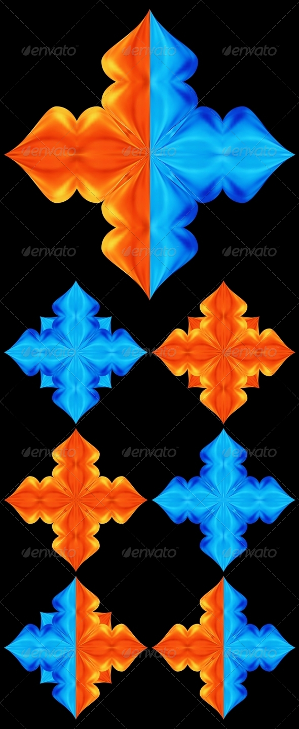 GraphicRiver Star Water and Fire 5922970