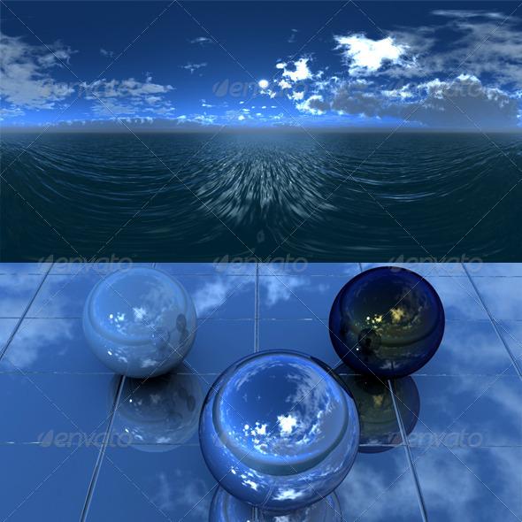 3DOcean Sea 95 5923352