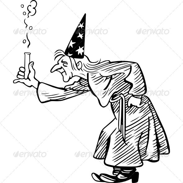 GraphicRiver Alchemist 5923476