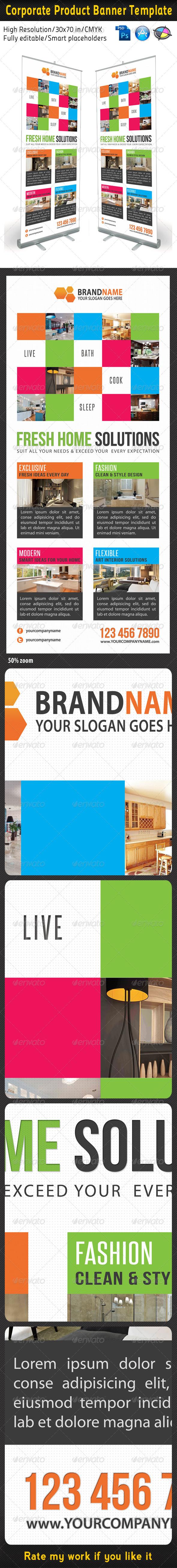 GraphicRiver Corporate Multipurpose Banner Template 23 5923819