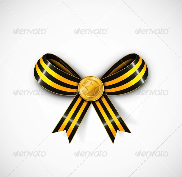 GraphicRiver St George Ribbon 5924137