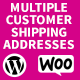 Multiple Customer Shipping Addresses (WooCommerce) Download