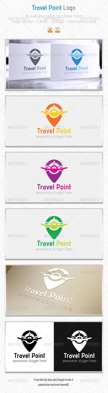 GraphicRiver Travel Agent Logo 5924478